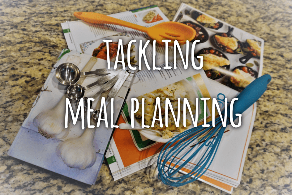 Tackling Meal Planning