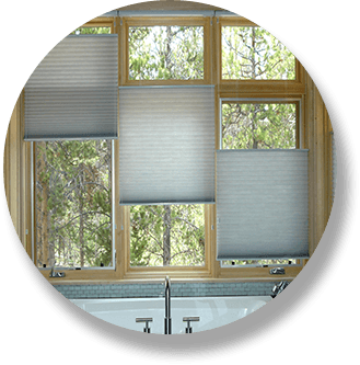Residential Window Privacy Option