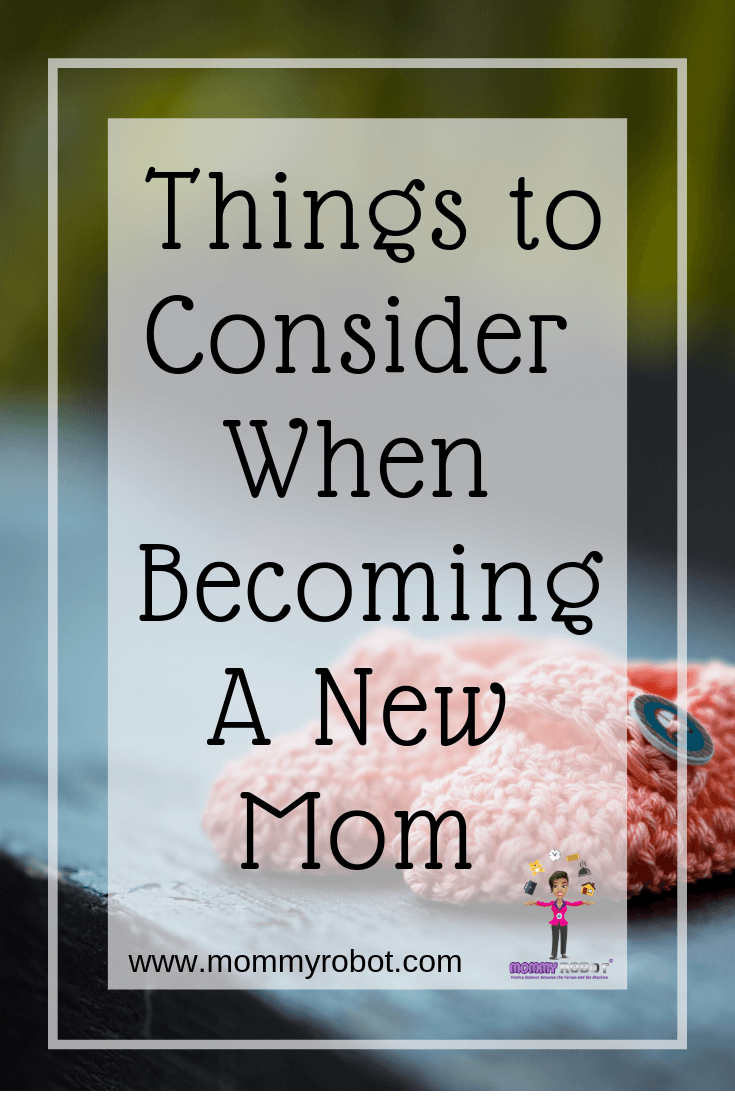 New Mom Tips